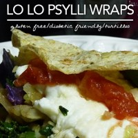 Egg Fast Recipe - Lo Lo Psylli Wraps - Version 4 | Induction | Grain Free & Gluten Free