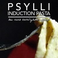Psylli Induction Pasta - Low Carb | Gluten Free Noodles! Hurray!