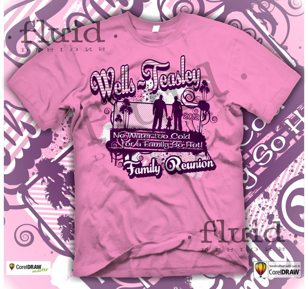 High School Reunion Tshirt Design