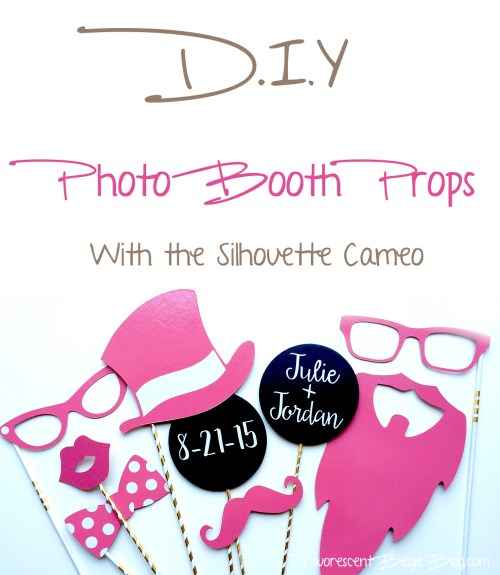 DIY Photobooth Props