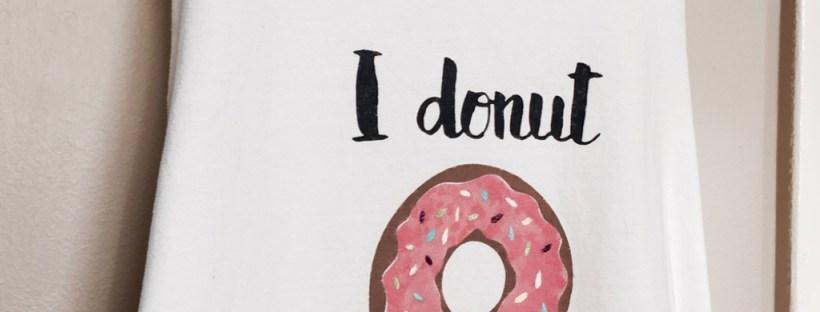 Donut Tank Closeup