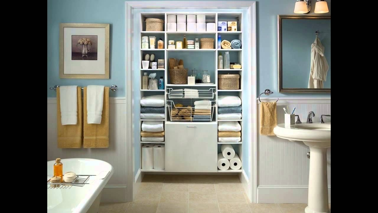 Small Bathroom Closet Ideas Youtube Inside Bathroom Closet Organization Ideas Easy Bathroom Closet Organization Ideas Home Inspirations Easy Bathroom Closet Organization Ideas