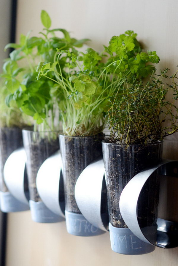 Ikea Wood Countertop 25 Cool Diy Indoor Herb Garden Ideas