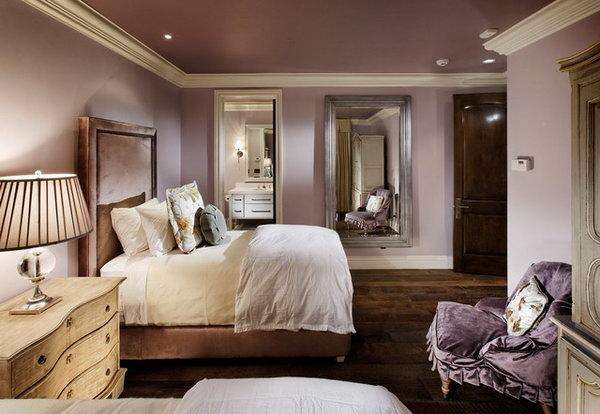 Dark Cozy Girl Wallpaper 80 Inspirational Purple Bedroom Designs Amp Ideas