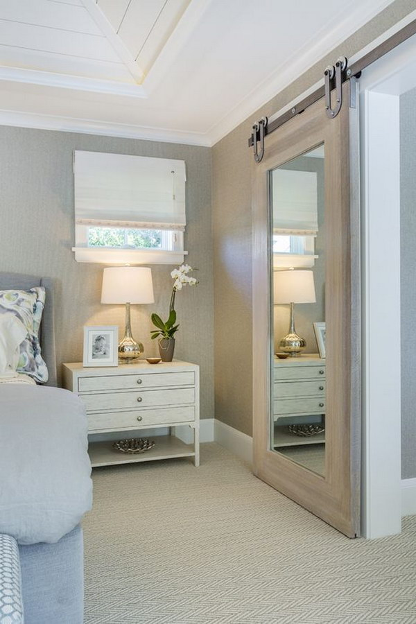 Specchio Acrilico Creative Ways To Use Barn Doors In Your Home