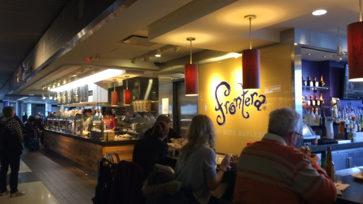 Airport Chow Ritual: Tortas Frontera in O'Hare's Terminal 3