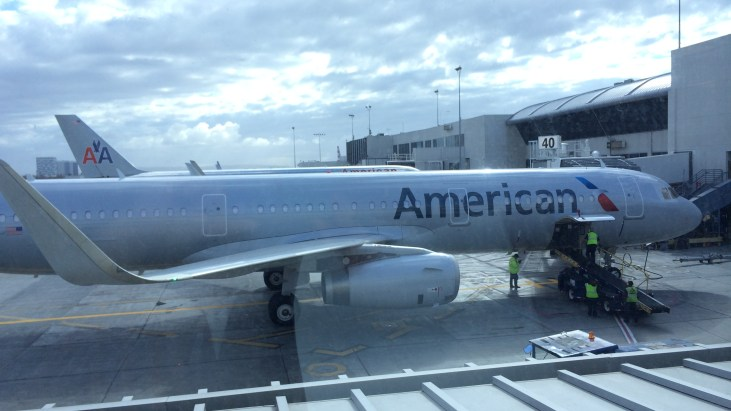 UPDATED: New Menus for American Airlines' A321 Transcontinental Flights
