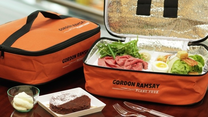 Gordon Ramsay's Heathrow Picnic Baskets