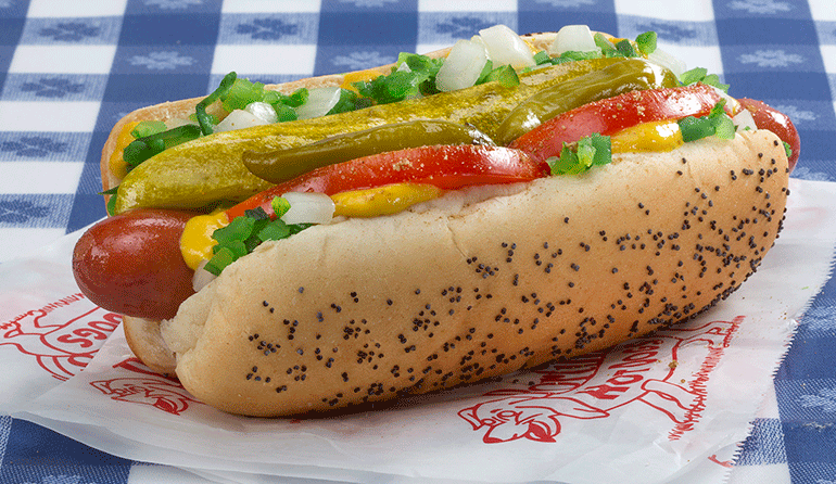 Chicago-Style Hot Dogs: A Tribute for National Hot Dog Day