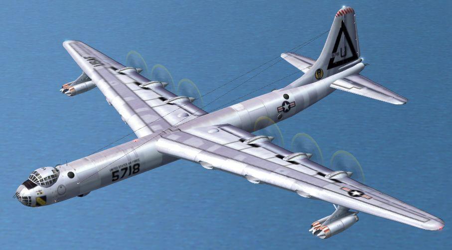 Hd Car Wallpapers Free Download Zip Fs2002 Fs2004 Convair B 36h Peacemaker For Fs2004