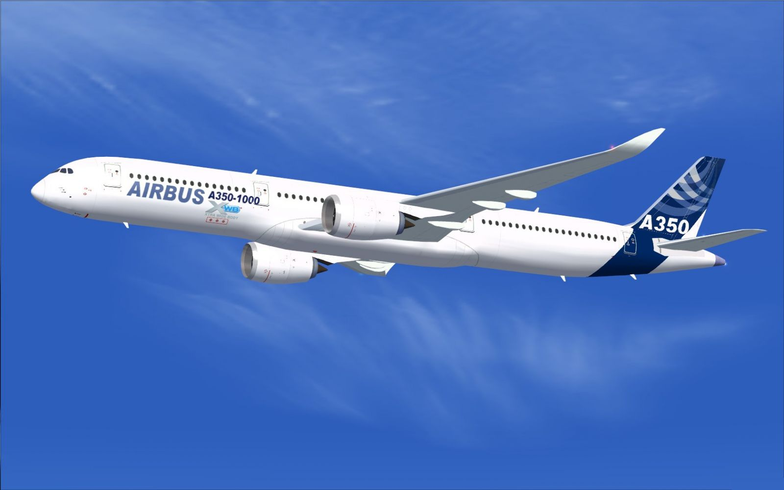 3d Library Wallpaper House Colors Airbus A350 1000 Xwb For Fsx