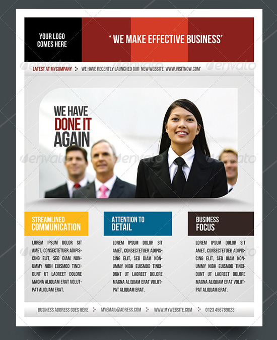 flyers for a business - Josemulinohouse - flyers for a business