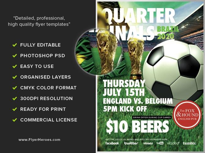 soccer flyer template \u2013 bitcoinrush