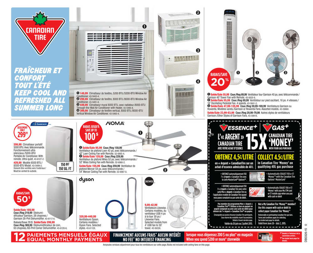 Vertical Window Air Conditioner Canada Fans And Air Conditioners Canadian Tire Best Fan Imageforms Co