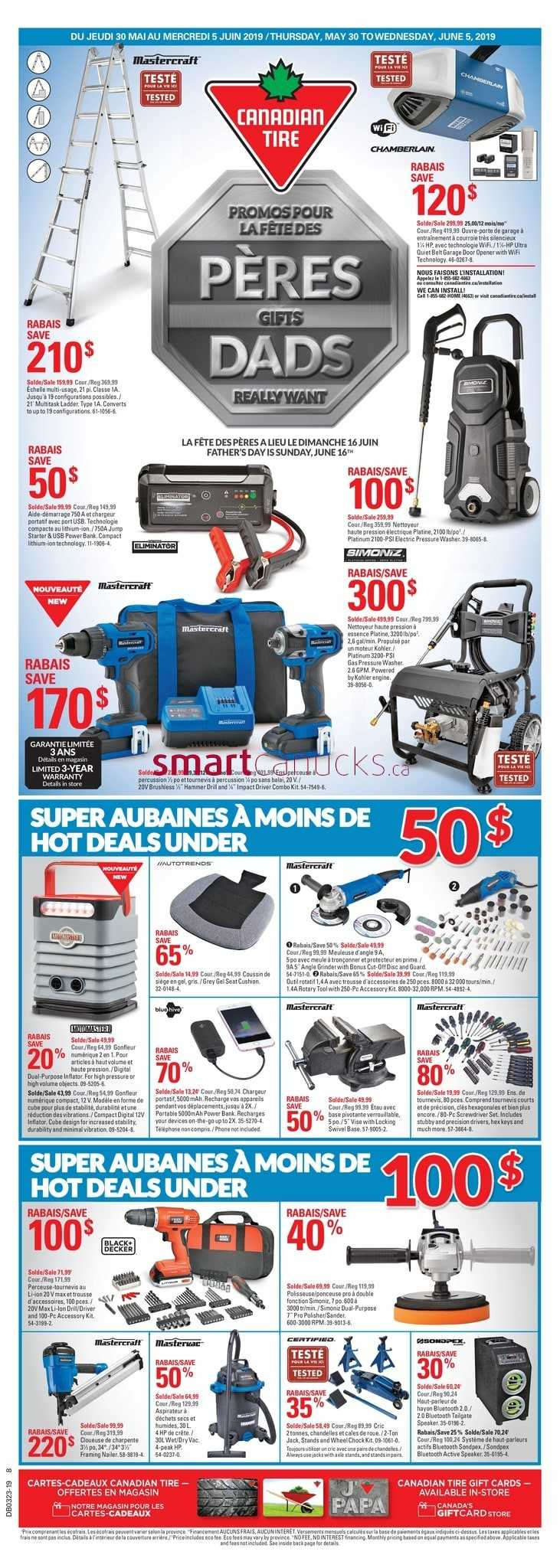 Pouf Exterieur Canadian Tire Canadian Tire Qc Flyer May 30 To June 5