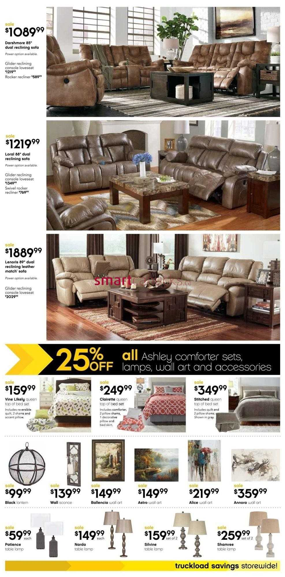 Meubles Ashley Floride Ashley Furniture Homestore Coupons Xoom In