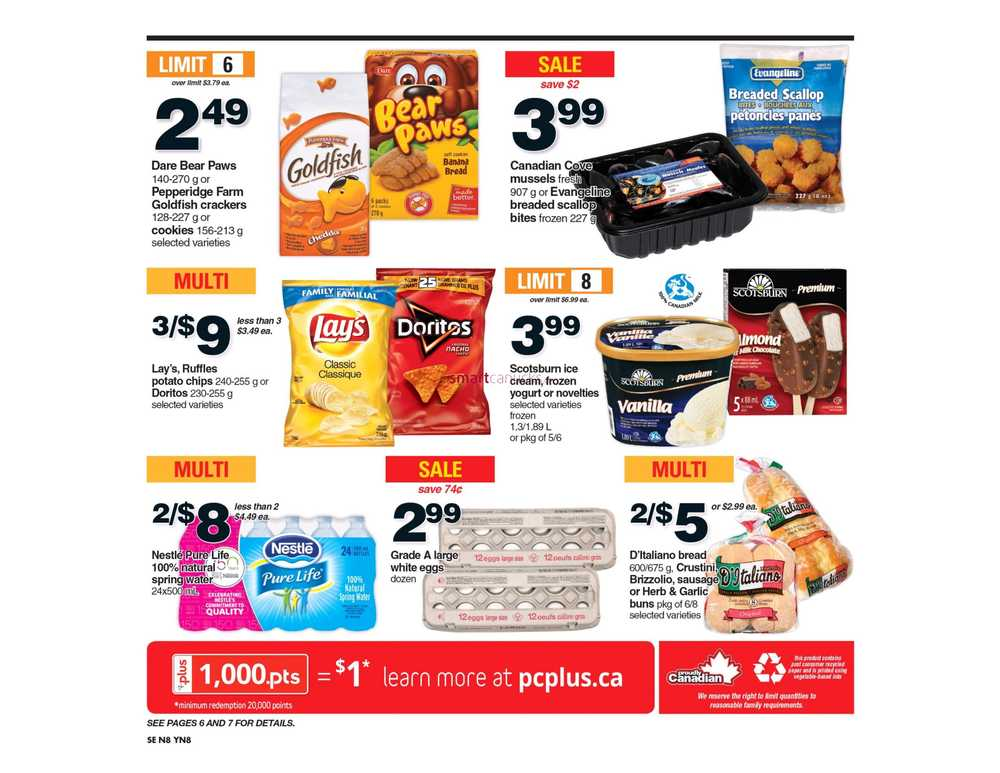 SaveEasy Flyer August 11 to 17