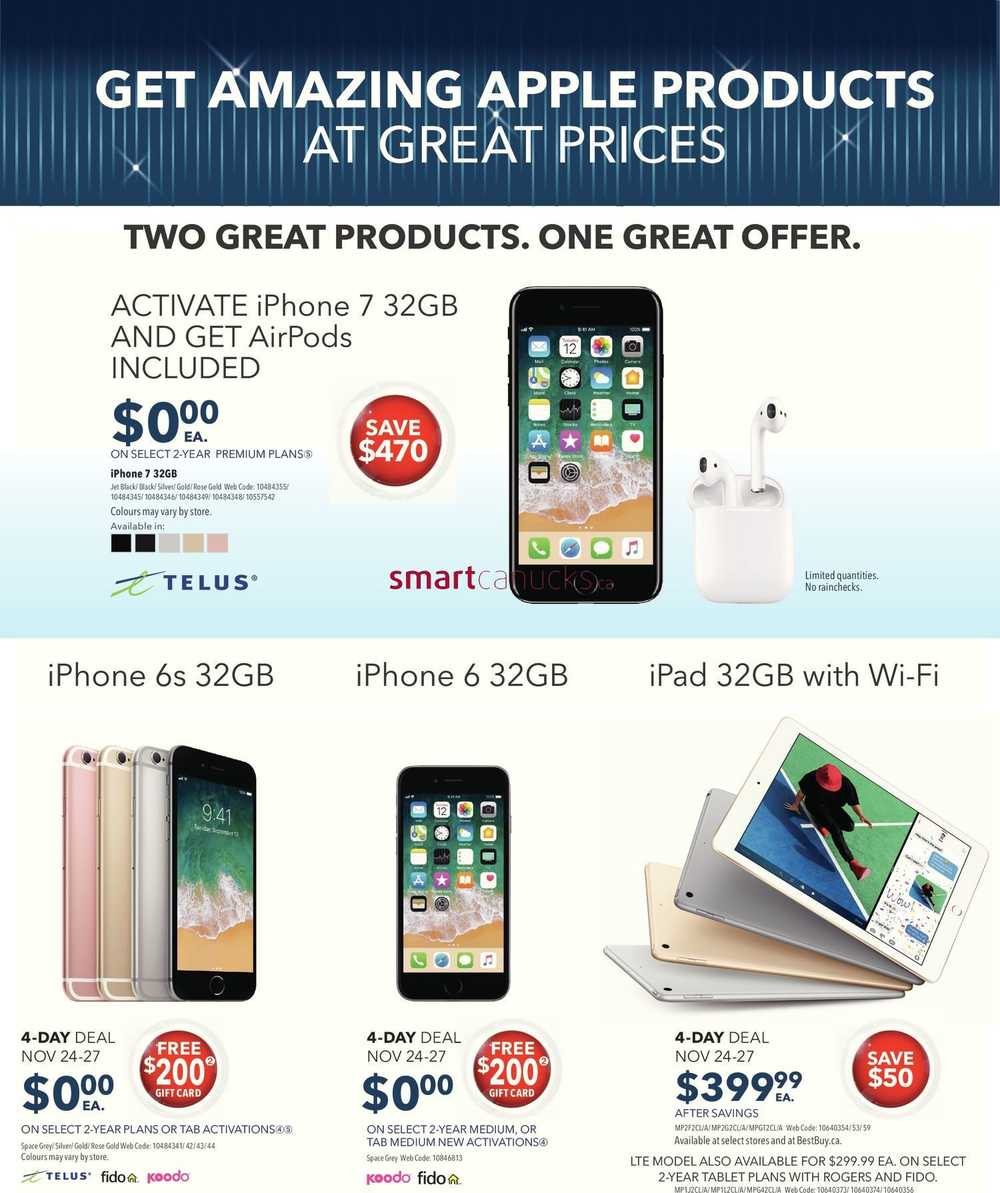 Black Friday Rogers Mobile Best Buy Canada Black Friday Flyer November 24 To 30 2017