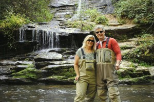 Maggie Valley, Fly Fishing the Smokies, Waynesville, Great Smoky Mountains National Park, Deep Creek,