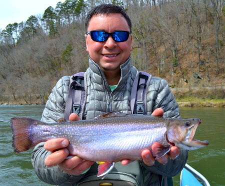 Fly Fishing the Smokies, March Fishing, Eugene Shuler, Tuckasegee River Fly Fishing Guides, Bryson City Fly Fishing Guides,