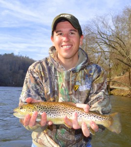Great Smoky Mountains Trout Fishing Guides, Fly Fishing the Smokies