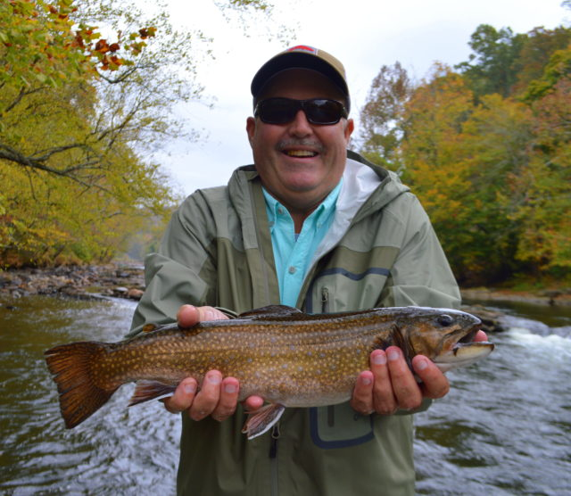 November fly fishing smoky mountains trout fishing in for Fishing in november