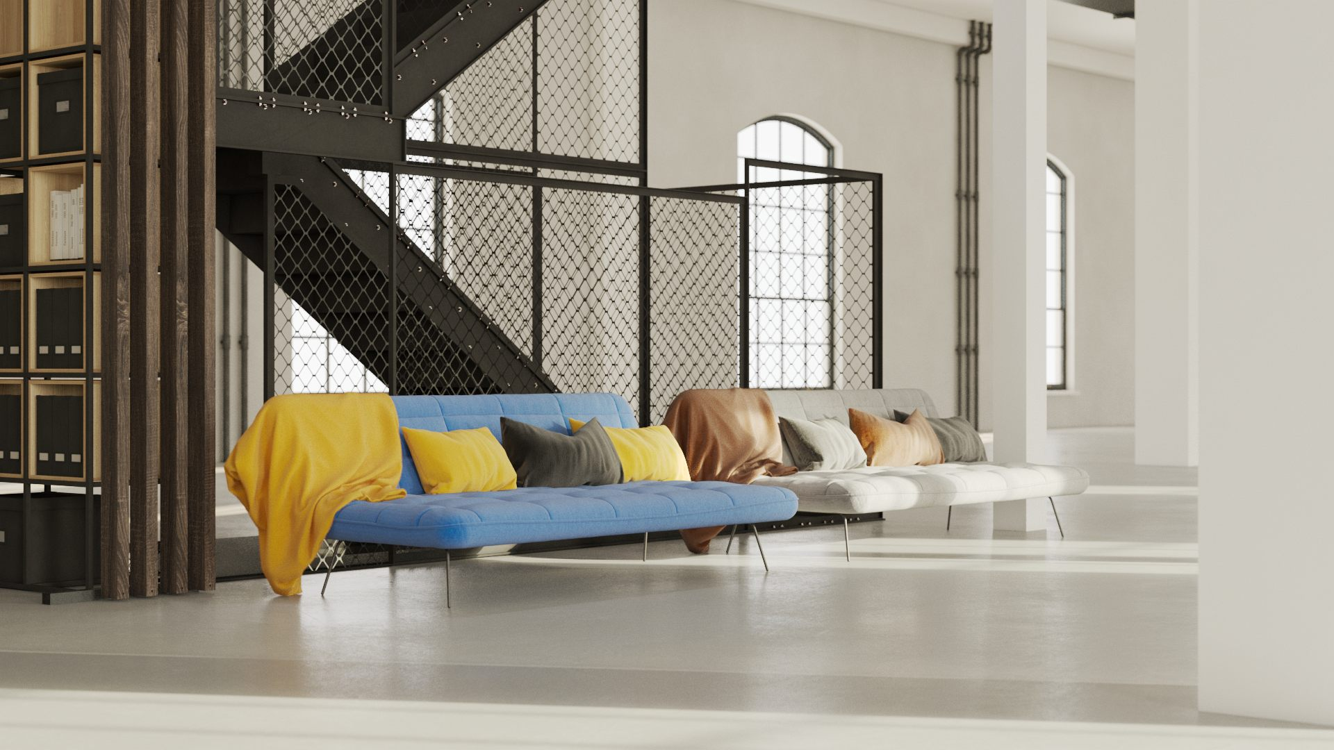 Sofa Berlin Design Berlin Loft Sofa Flyingarchitecture