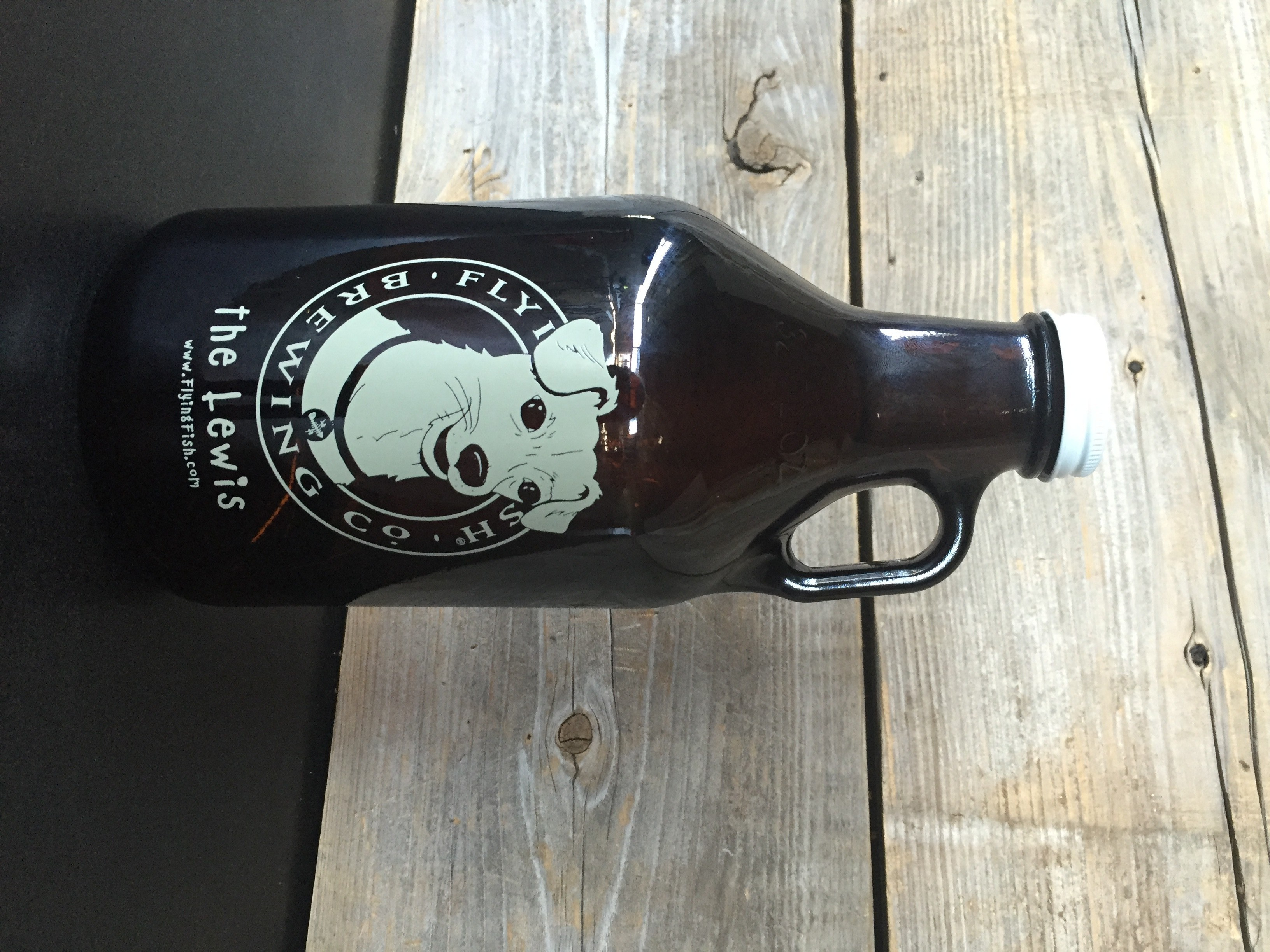 Flying Fish Farmhouse Summer Ale New 32 Oz Growlers Quotthe Lewis Quot Flying Fish Brewing Co