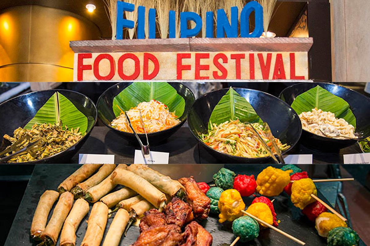 Stage Cuisine Filipino Cuisine Takes Center Stage At Food Festival In Doha