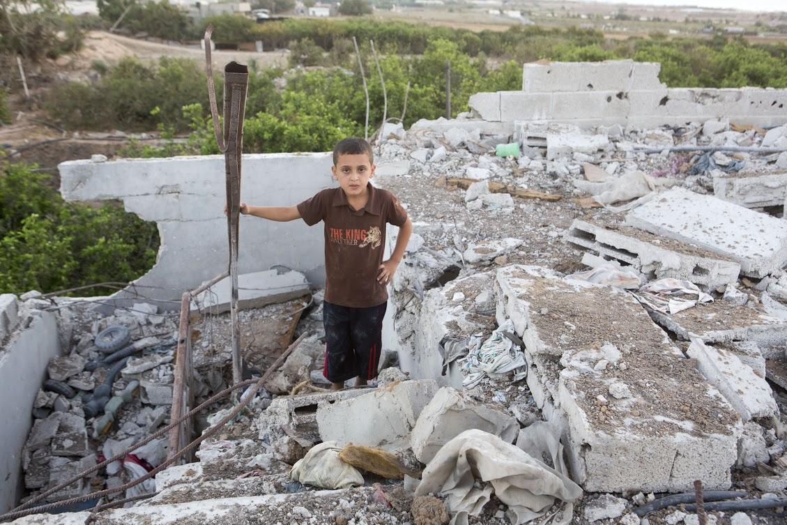 Child in Seifa