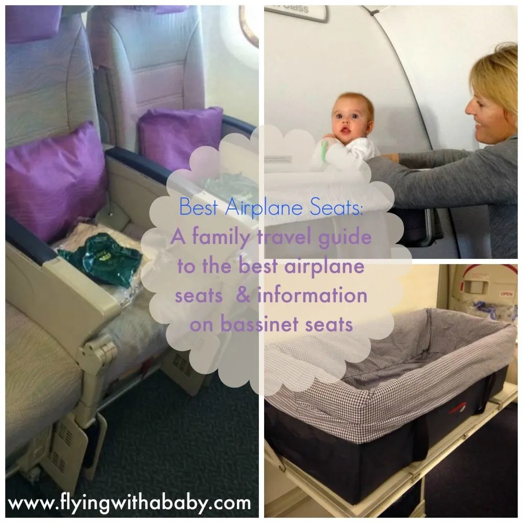 Baby Bassinet On Plane Best Airplane Seats Choosing The Best Airline Seats When