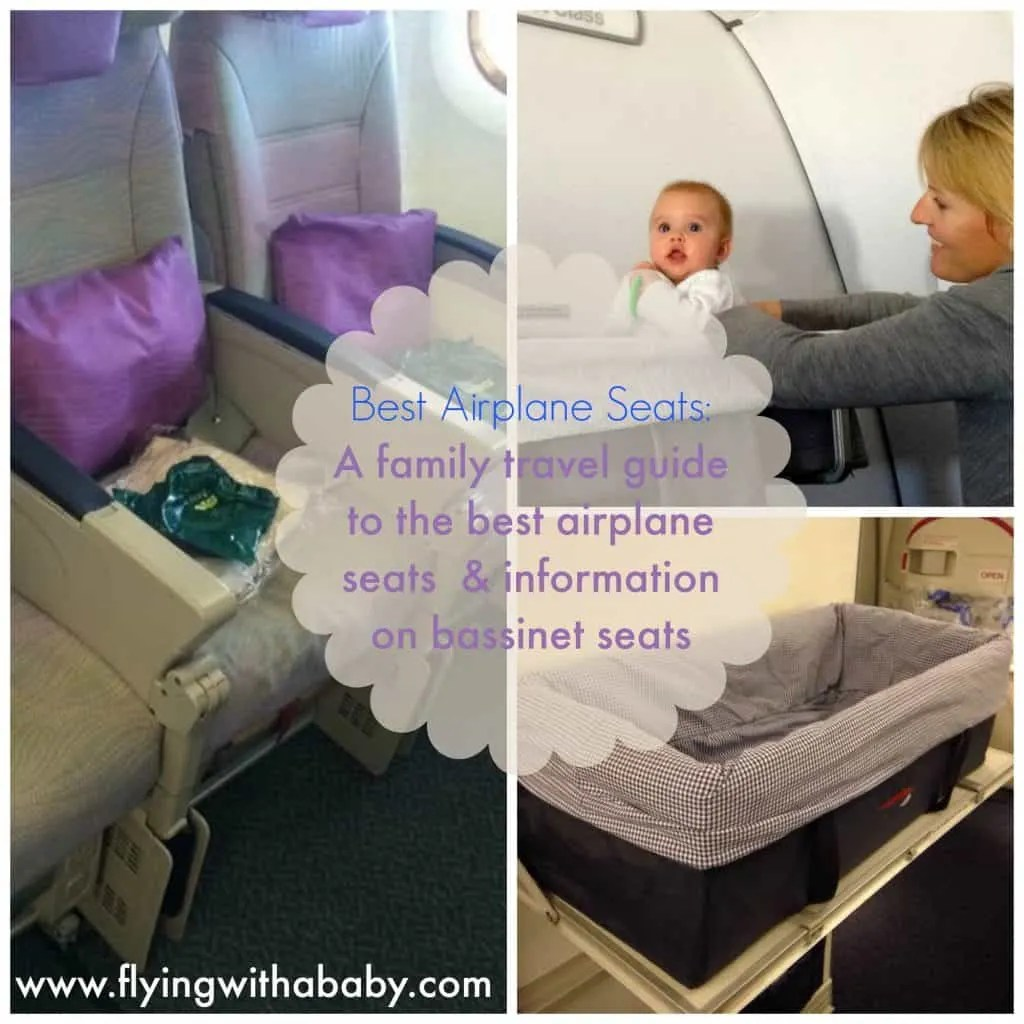 Newborn Bassinet Best Best Airplane Seats Choosing The Best Airline Seats When