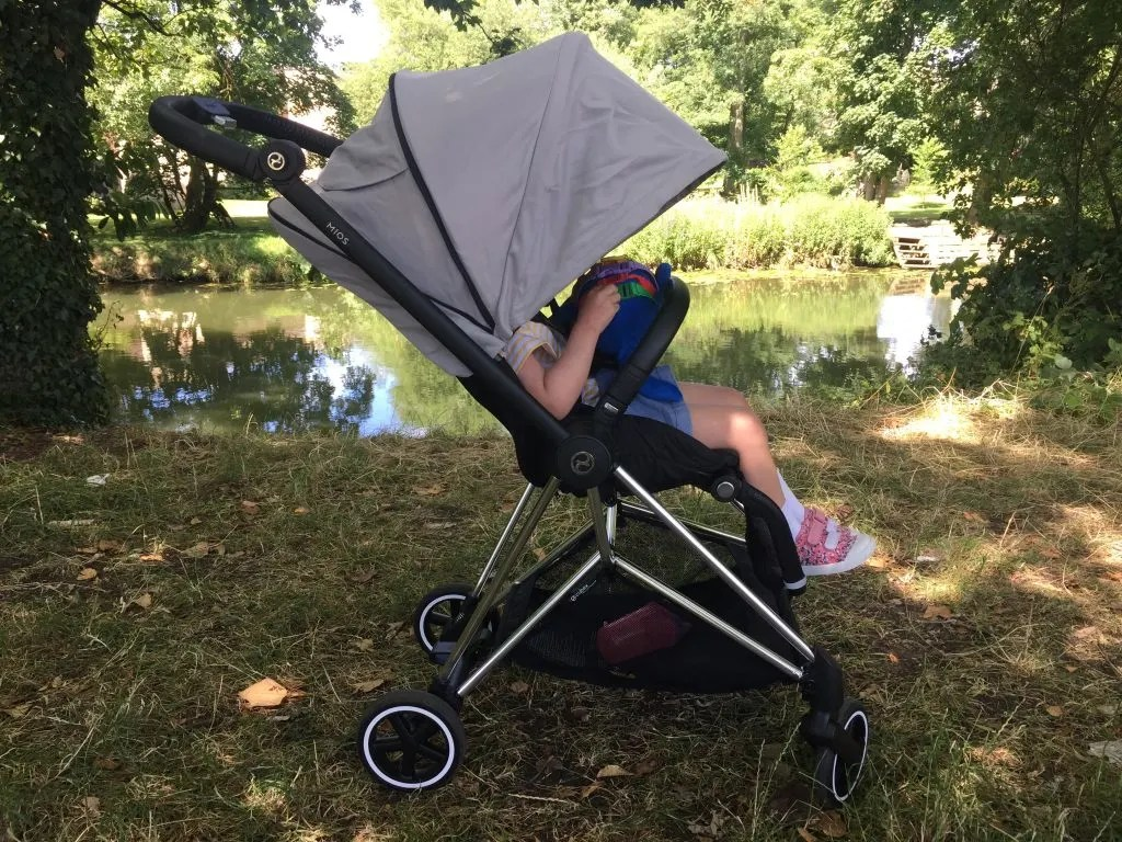 Newborn Baby Buggy Reviews Cybex Mios Review A Compact Breathable Light Stroller