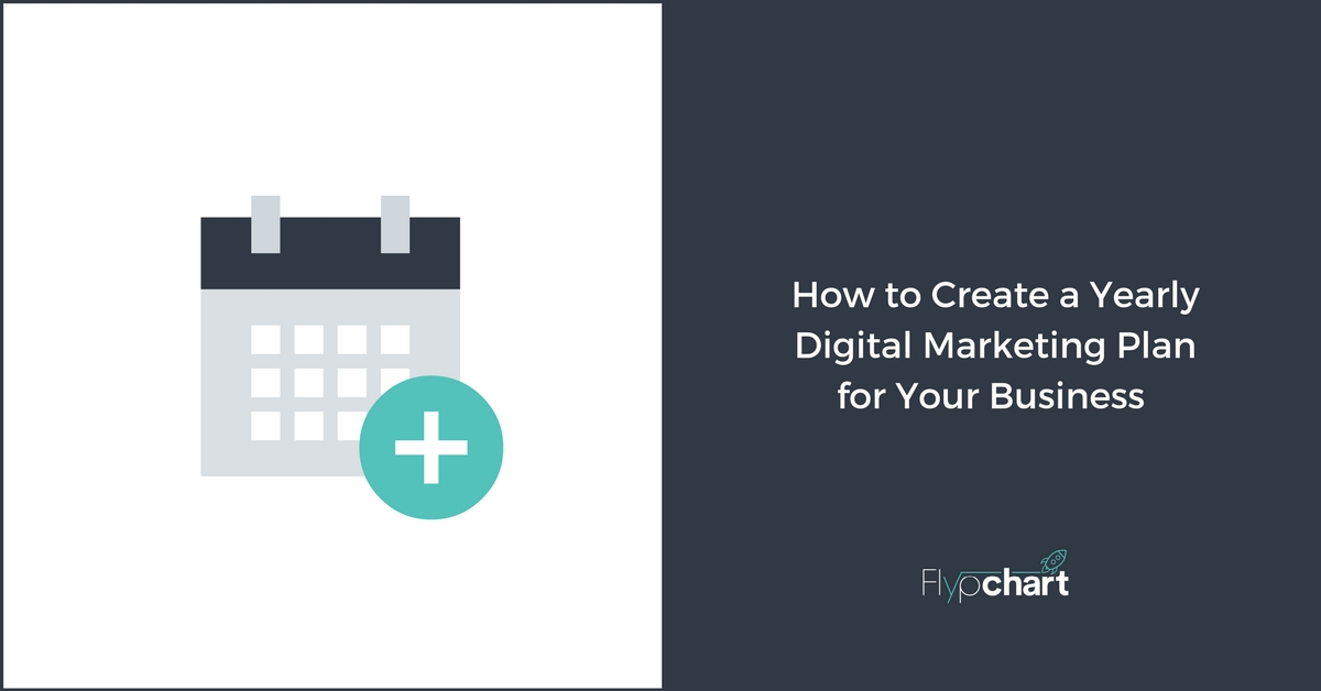 How to Create a Yearly Digital Marketing Plan for Your Business