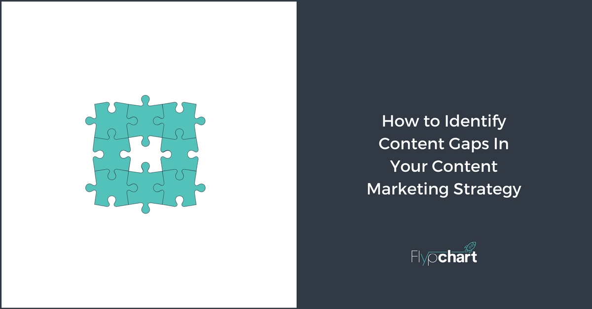 How to Identify Content Gaps In Your Content Marketing Strategy