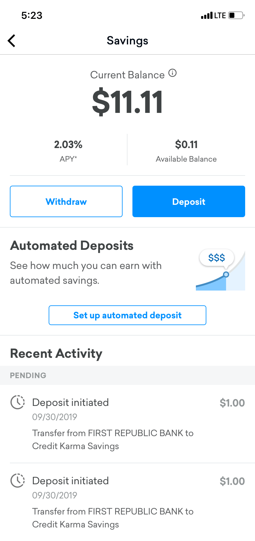 Credit Karma Credit Karma Has High Yield Savings Earning Over 20x The Average