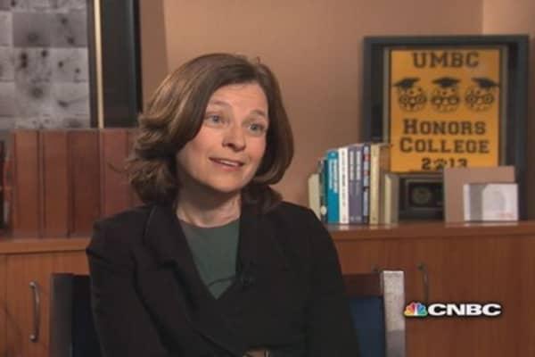 Top Treasury official Sarah Bloom Raskin weighs in on student loan debt crisis