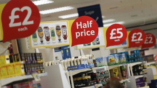 German Discounters Take Uk Supermarkets By Storm