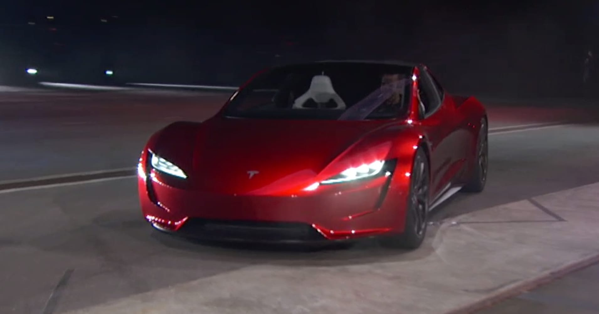 Diesel Wallpaper Cars Tesla Ceo Elon Musk Unveils A Surprise New Car A New Roadster
