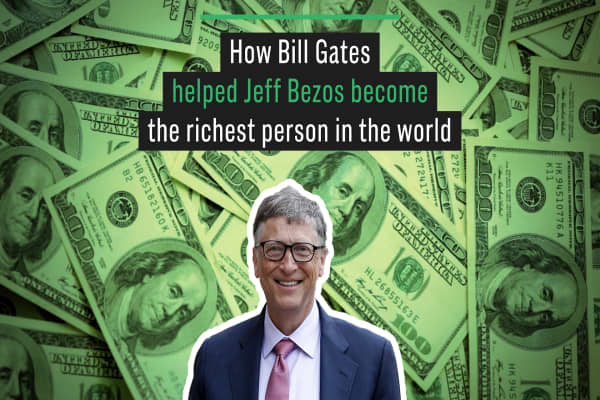 Why Bill Gates is not the richest person in the world