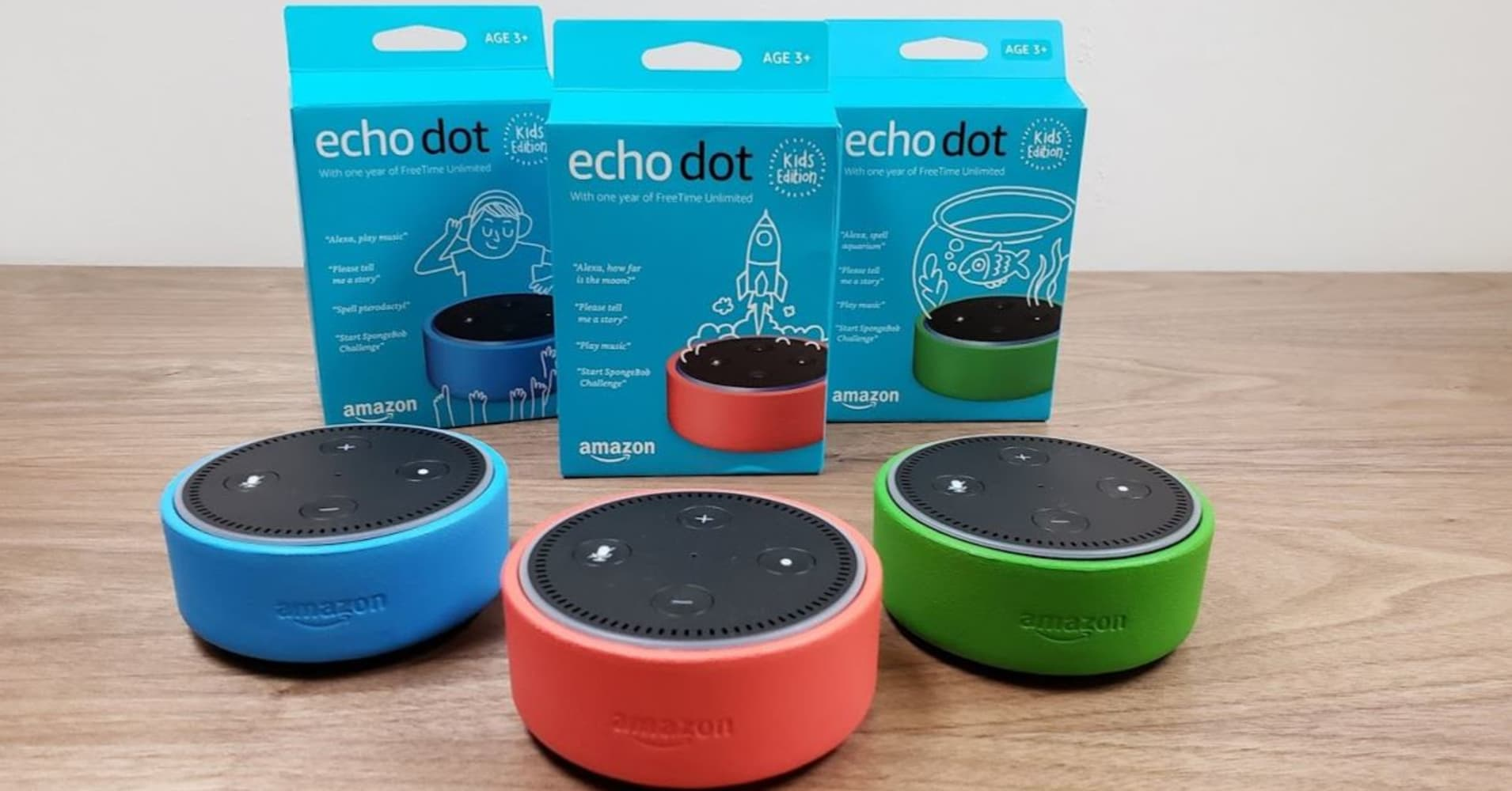 Echo Dot Installation Amazon Echo Dot And Alexa For Kids
