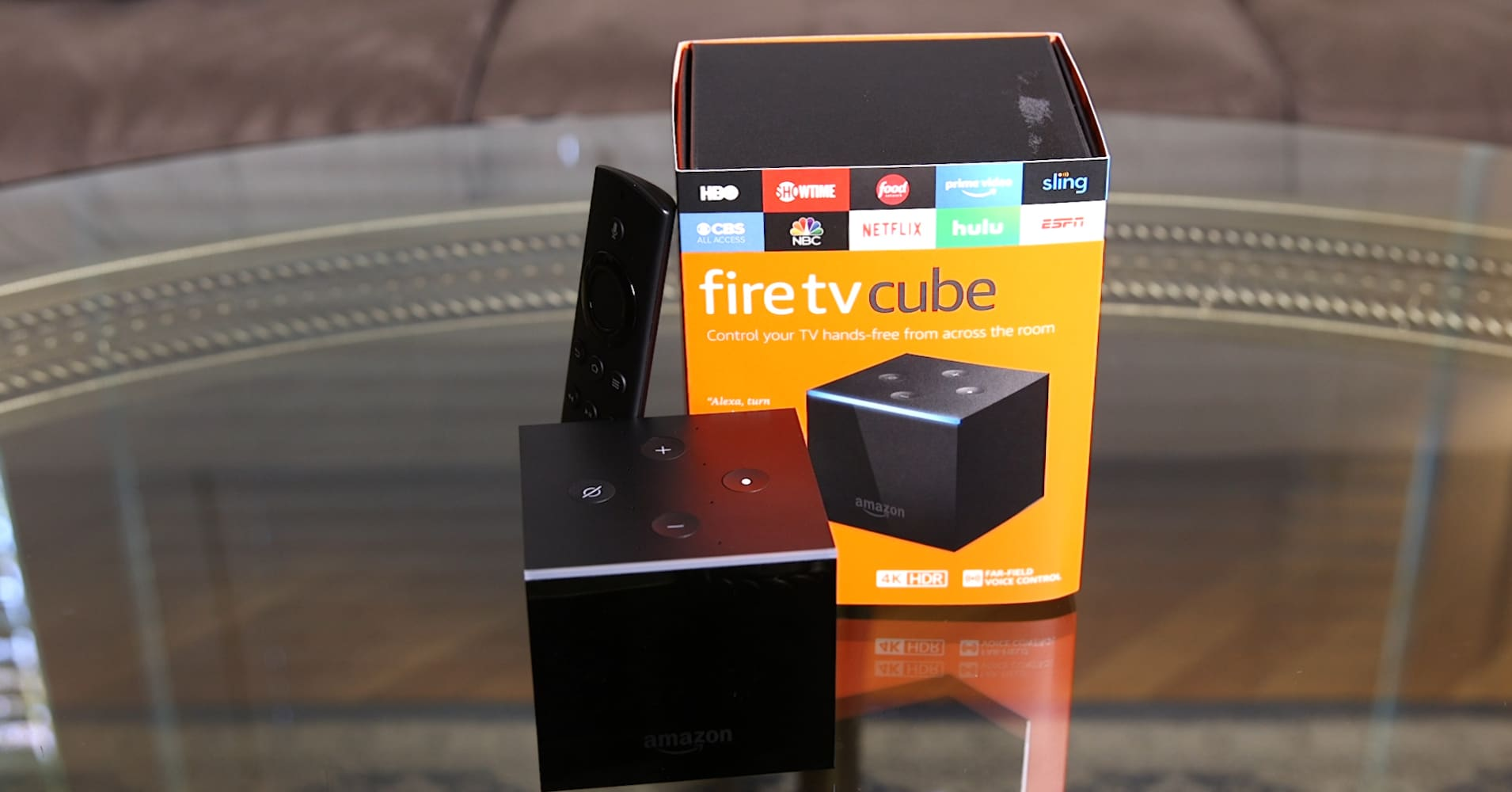 02 Box Amazon S Fire Tv Cube Is A Must Buy If You Hate Losing Your Remote