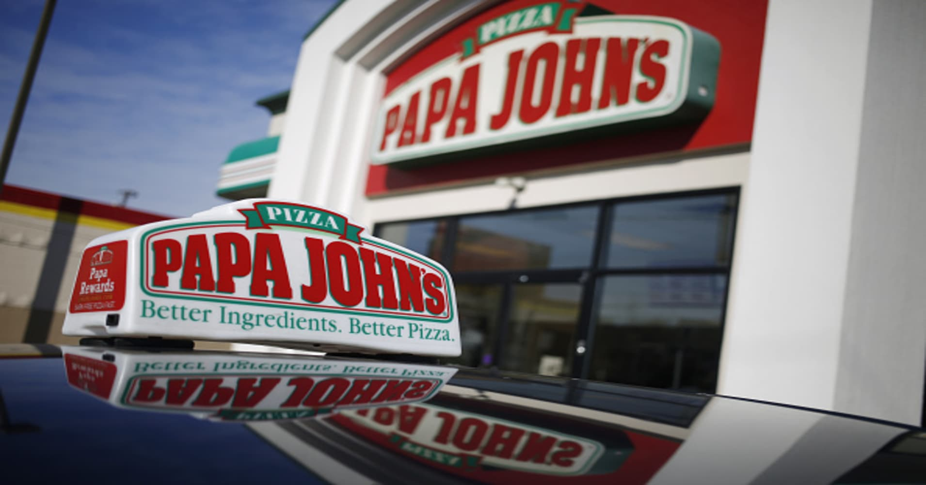 Store Banne Z Wave Papa John S Shares Crater After Report That Founder Used A Racially Charged Slur