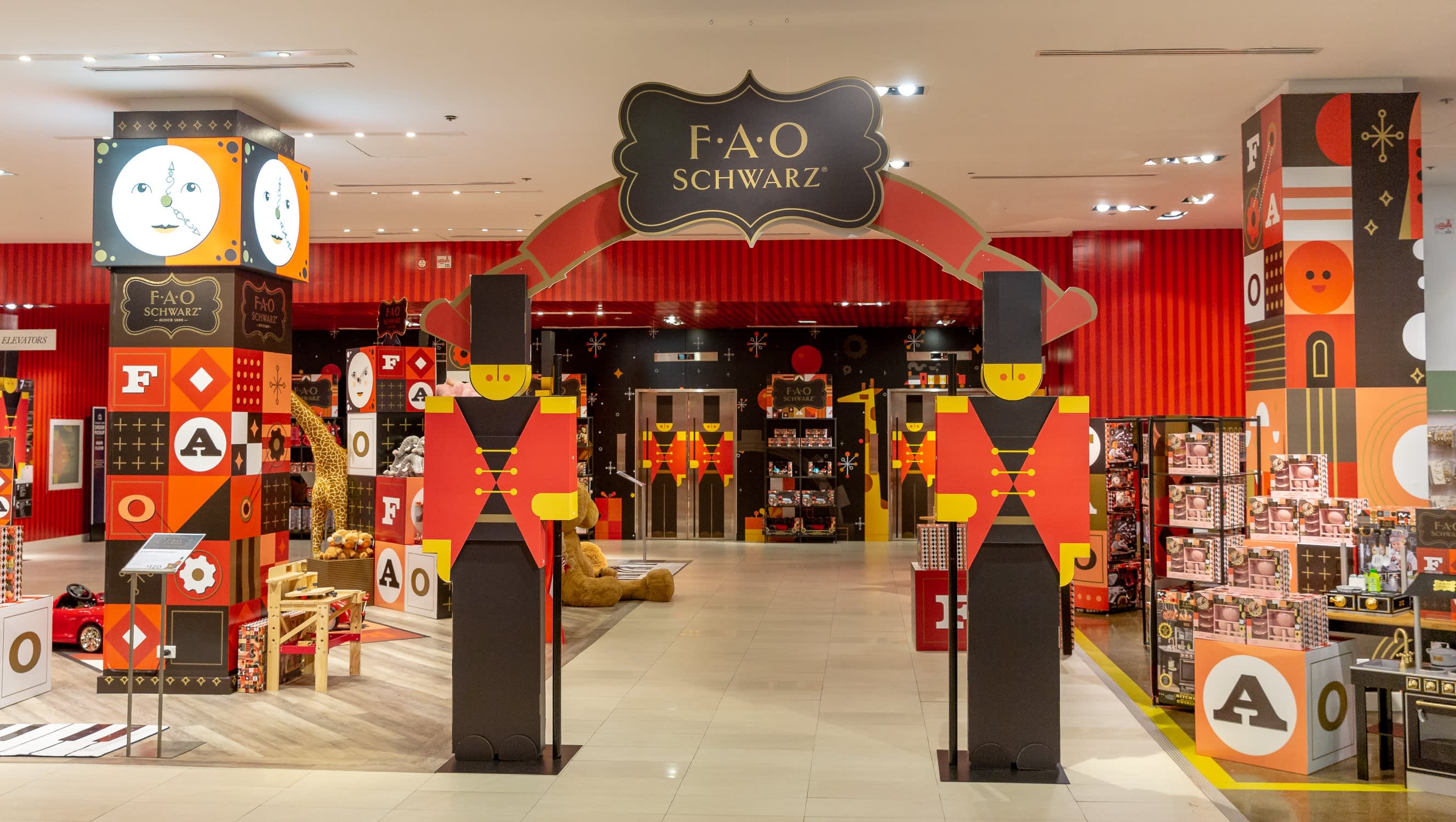 Spiegel-shop Fao Schwarz Is Back In New York Here S What Its New Store Looks Like