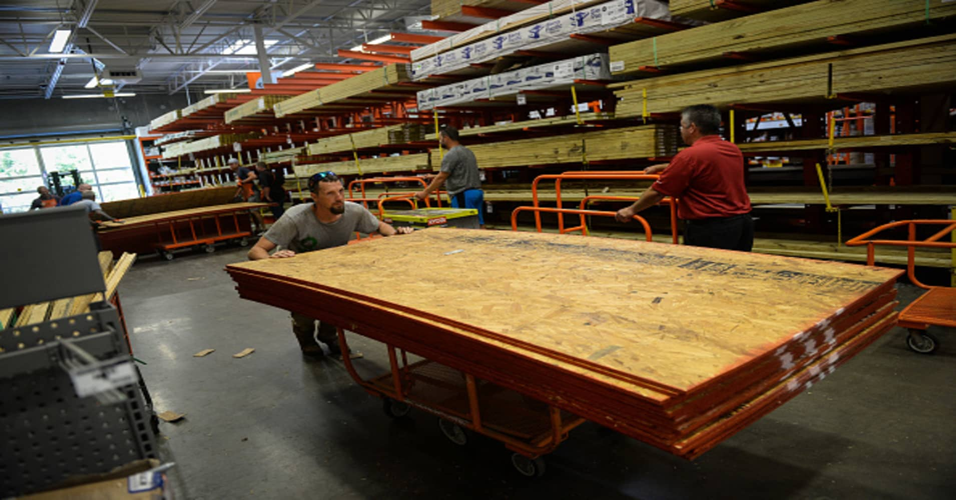 Bank Home Depot Home Depot Cut To Neutral At Bank Of America