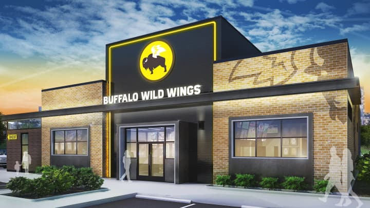 Buffalo Wild Wings is getting a major redesign Here\u0027s a look inside