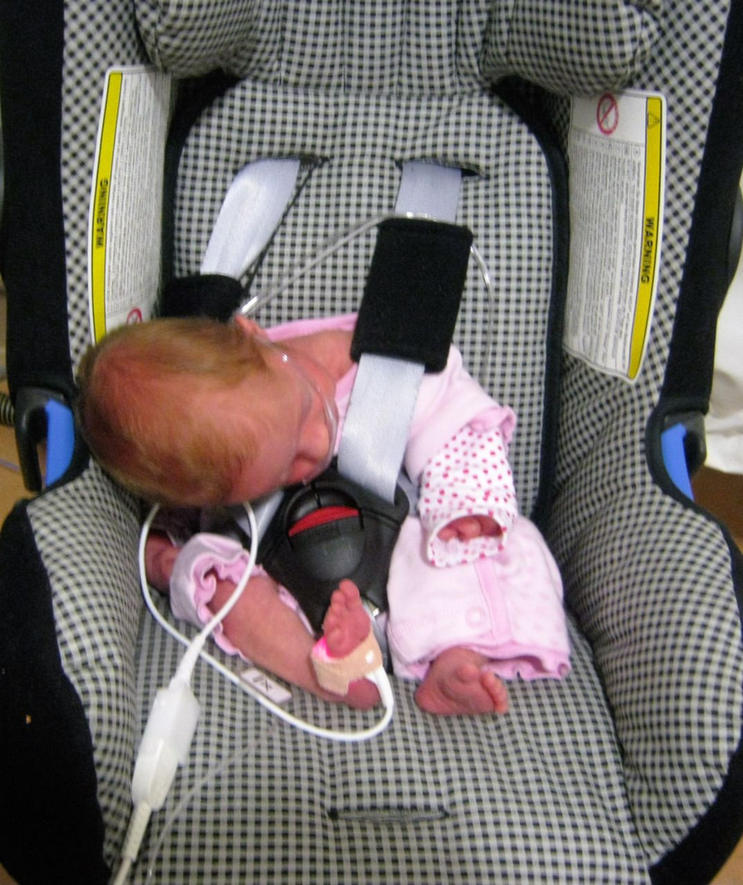 Baby Car Seat Test Is The Infant Car Seat Challenge Useful A Pilot Study In A