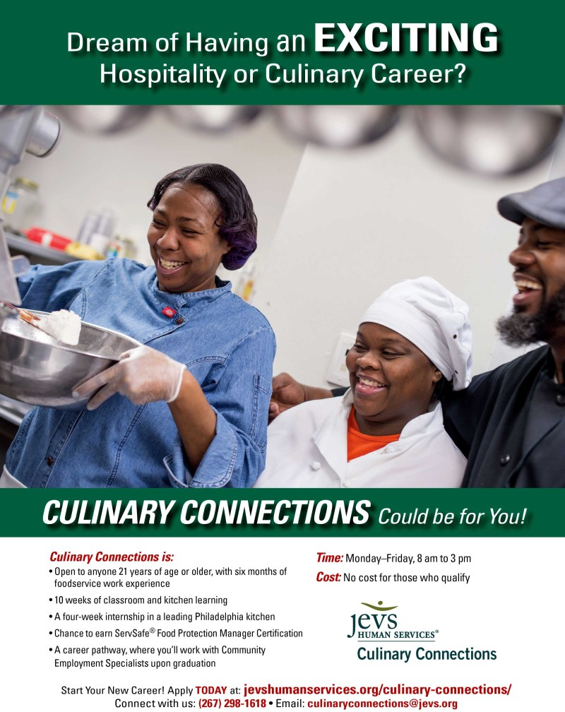 Culinary Connections continues