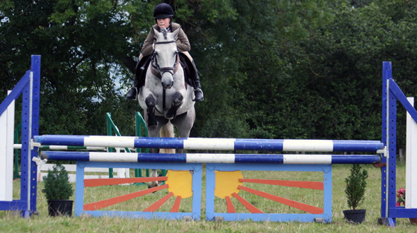 Area Show Jumping … thanks and congratulations …