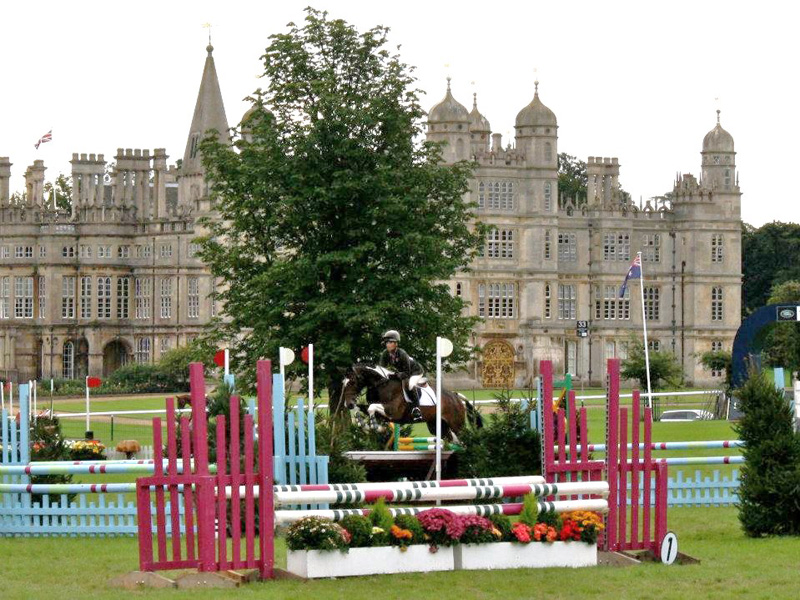 Brier's Burghley Report